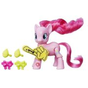 FIGURINE - PERSONNAGE MY LITTLE PONY Articule Action Deluxe Pinkie Pie