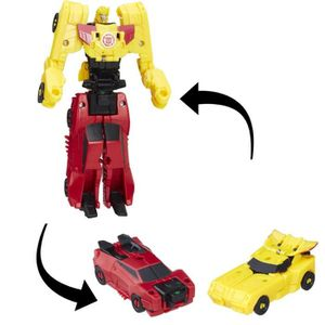 FIGURINE - PERSONNAGE TRANSFORMERS Robots in Disguise - BUMBLEBLEE et SI