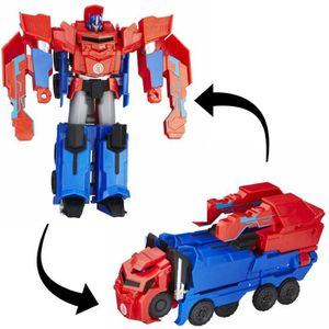 FIGURINE - PERSONNAGE TRANSFORMERS Robots in Disguise - OPTIMUS PRIME -