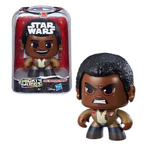 FIGURINE - PERSONNAGE MIGHTY MUGGS STAR WARS - FINN (RESISTANCE FIGHTER)