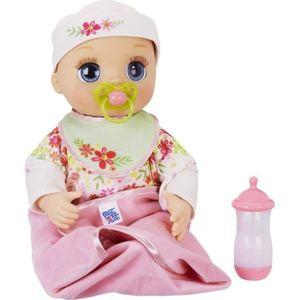 POUPÉE BABY ALIVE - Mon Vrai Bébé - Poupon à Fonctions