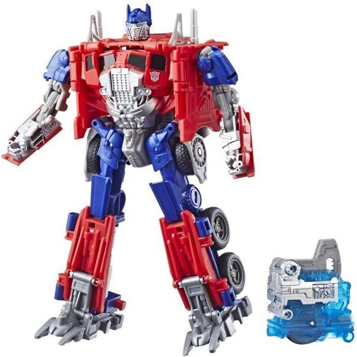 Transformers energon igniters optimus prime nitro series figurine 18cm achat vente - Dessin optimus prime ...