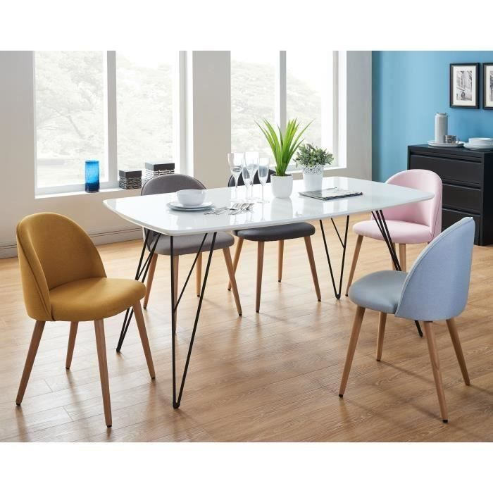 table a manger scandinave - achat / vente table a manger