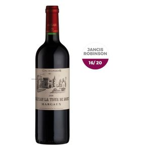 VIN ROUGE Château Tour de Mons 2008 Margaux - Vin rouge de B