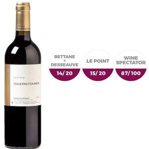 VIN ROUGE Château Fleur Haut Gaussens Bordeaux Superieur 201