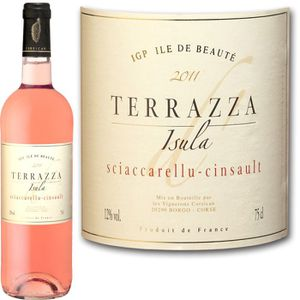 VIN ROSÉ Terrazza d'Isula rosé 2012 x6