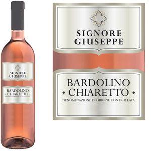 VIN ROSÉ Bardolino chiaretto doc 2013 signore giuseppe rosé