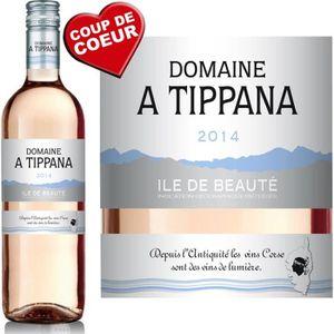 VIN ROSÉ Domaine A Tippana Corse 2014 vin rosé x6