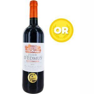 VIN ROUGE Fleur d'Edmus 2014 Saint Emilion - Vin rouge de Bo