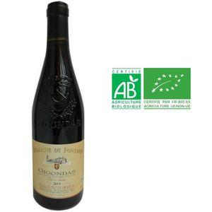 VIN ROUGE Domaine de Fontavin 2014 Gigondas - Vin rouge de l