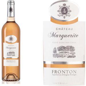 VIN ROSÉ Château Marguerite AOP Fronton 2016 vin rosé
