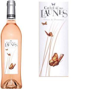 VIN ROSÉ Château des Launes 2015 Côtes de Provence  -Vin ro