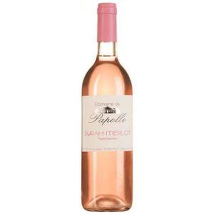 VIN ROSÉ Domaine de Papolle 2017 Côtes de Gascogne - Vin ro