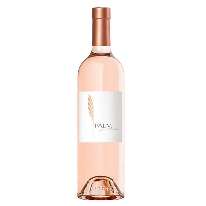 """VIN ROSÉ L'Escarelle 2017 Cuvée """"Palm"""" Méditérannée Vin Ros"""