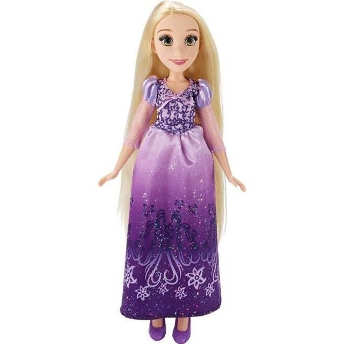 Disney Princesses Raiponce Poupee Poussiere D Etoiles 30cm