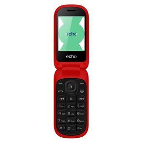 Téléphone portable Echo Mobile Clap Plus 2 Rouge