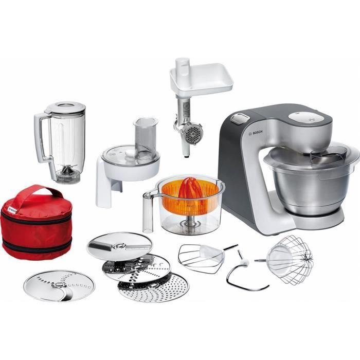 Robot p tissier bosch mum56s40 achat vente robot de for Robot de cuisine bosch mum5