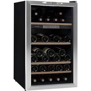 cave vin jusqu 39 48 bouteilles achat vente pas cher cdiscount. Black Bedroom Furniture Sets. Home Design Ideas