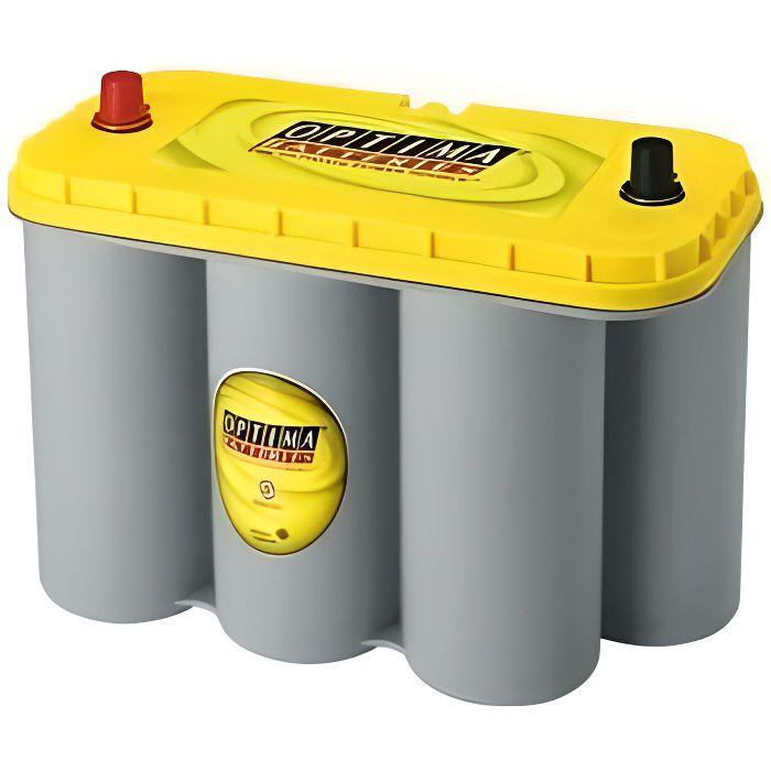 BATTERIE VÉHICULE OPTIMA Batterie de Décharge Lente 12V 75AH