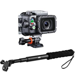 PACK CAMERA SPORT Caméra de sport Full HD PNJ CAM AEE S60 - Vidéo 10