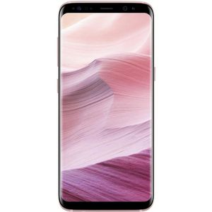 SMARTPHONE Samsung Galaxy S8 Rose Poudré