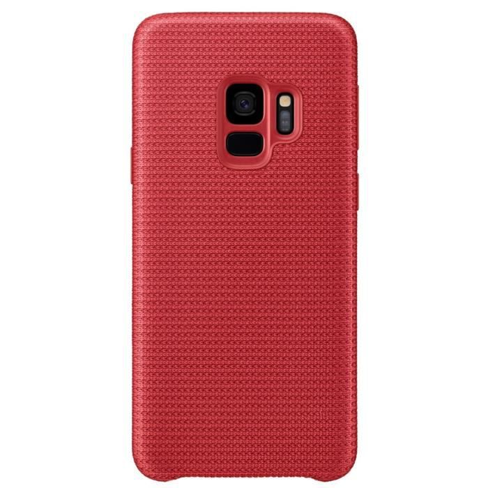 coque s9 samsung rouge