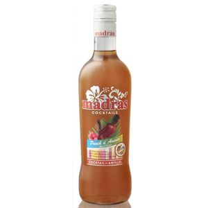Punch-Cocktail préparé Punch Amour Madras