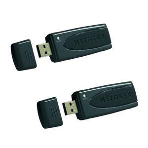 CLE WIFI - 3G NETGEAR Adaptateurs Wifi N600 x 2
