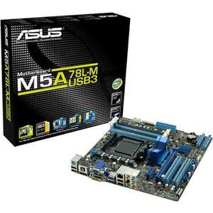 CARTE MÈRE Asus M5A78L-M/USB3    90-MIBG70-G0EAY00Z