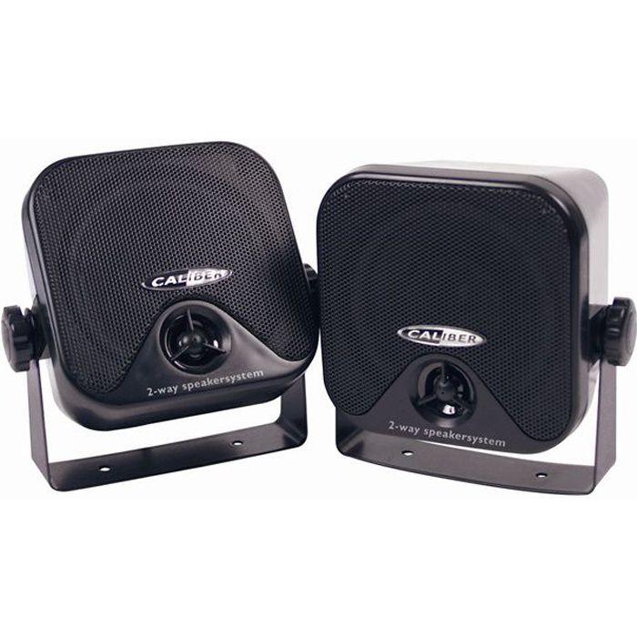 caliber haut parleurs marine 13cm noir csb3 prix pas cher cdiscount. Black Bedroom Furniture Sets. Home Design Ideas