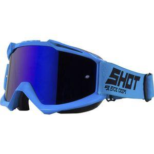 LUNETTES - MASQUE SHOT Lunettes Iris Bleu