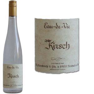 DIGESTIF EAU DE VIE Eau de Vie Kirsch - Gisselbrecht