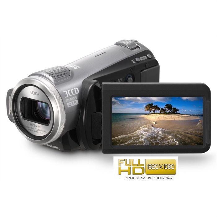 Panasonic HDC-SD9 - Achat   Vente caméscope numérique - Cdiscount ba9a4a149ac9