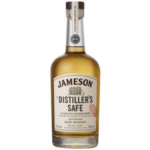 WHISKY BOURBON SCOTCH Jameson The Distiller's Safe - The Makers Series -
