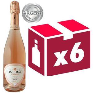 VIN ROSÉ Paul Mas Crémant de Limoux - Vin rosé du Languedoc