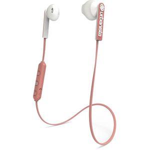 CASQUE - ÉCOUTEURS URBANISTA BERLIN Ecouteurs Bluetooth stéréo - Rose