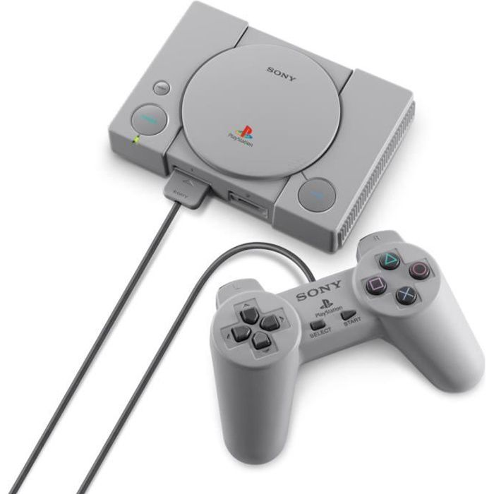 CONSOLE RÉTRO NOUV. Console Sony : PlayStation Classic