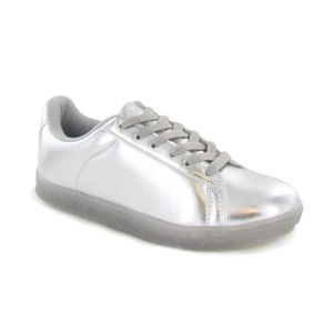 23717, Sneakers Basses Femme, Gris (Grey 200), 41 EUBe Natural