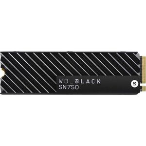 DISQUE DUR SSD WD Black™ - Disque SSD Interne - SN750 - 1To - M.2