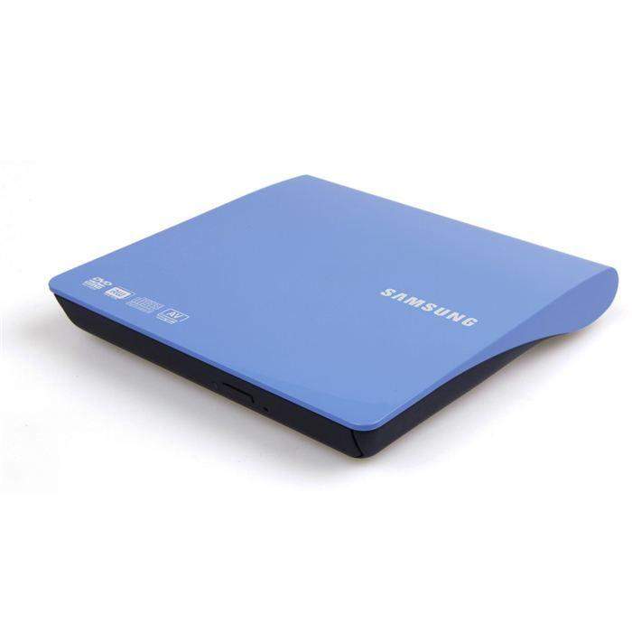 LECTEUR - GRAVEUR EXT. Samsung SE-208AB/TSLS 8x Slim