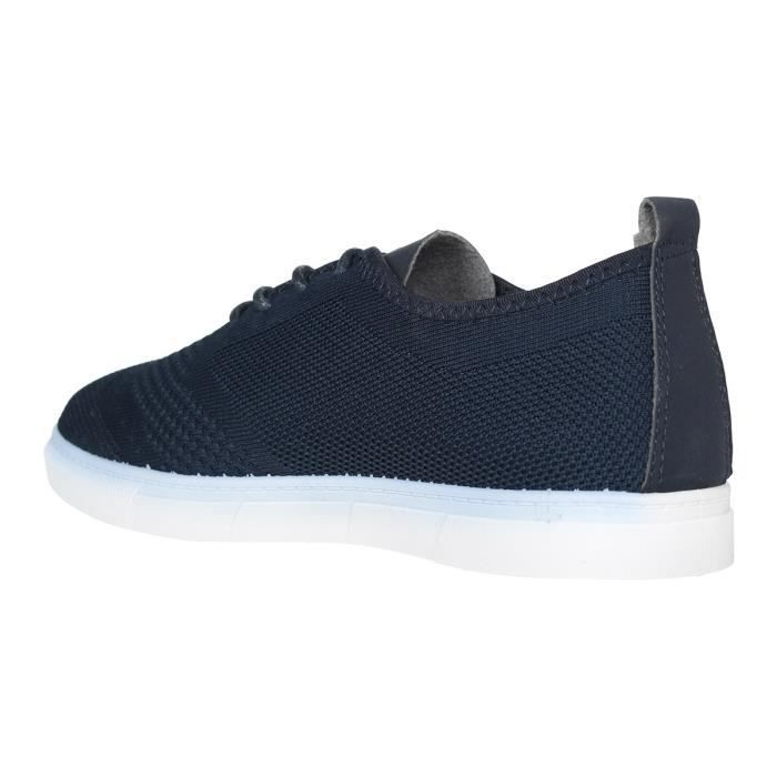 Only Samson Toile Homme En Marines Baskets Be wHW0xq4611