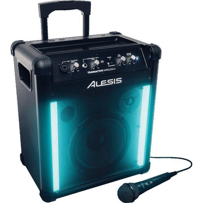 ALESIS TAWIRELESS2 Système de sonorisation portatif sur batterie
