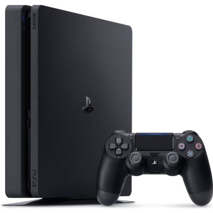 CONSOLE PS4 NOUVEAUTÉ Nouvelle PS4 Slim 500 Go