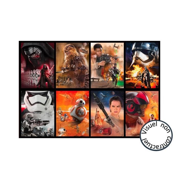 CARTE A COLLECTIONNER Carte Collector n°8 Star Wars
