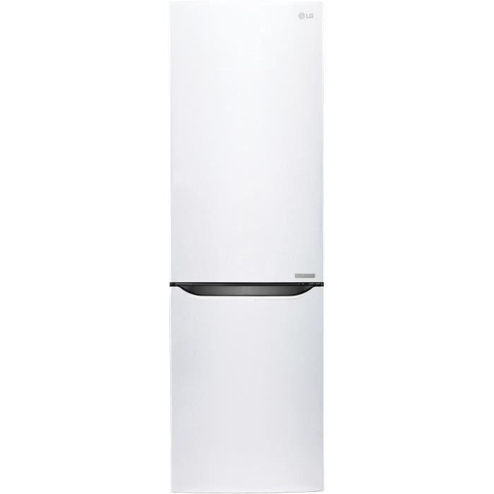 Lg gb6100swh r frig rateur cong lateur bas 300l 225l 75l - Refrigerateur congelateur no frost ...