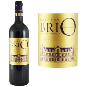 VIN ROUGE Brio de Cantenac Brown 2013 Margaux - Vin rouge de
