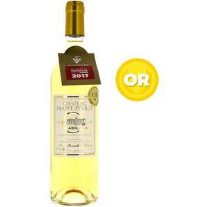 VIN BLANC Château Frappe Peyrot 2013 Cadillac - Vin blanc de