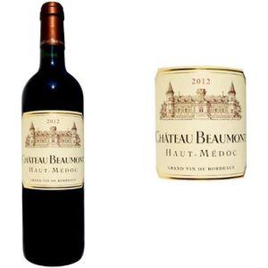 VIN ROUGE Château Beaumont 2014 Haut-Médoc - Vin rouge de Bo