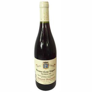 VIN ROUGE Domaine Besancenot 2015 Beaune Cent Vignes 1er cru