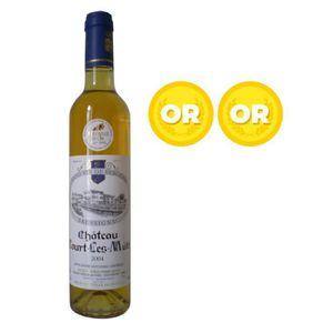 VIN BLANC Château Court Les Muts 2004 Saussignac - Vin blanc